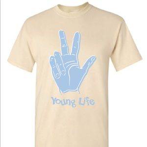 Young Life t-shirt ✨ send kids to camp!!